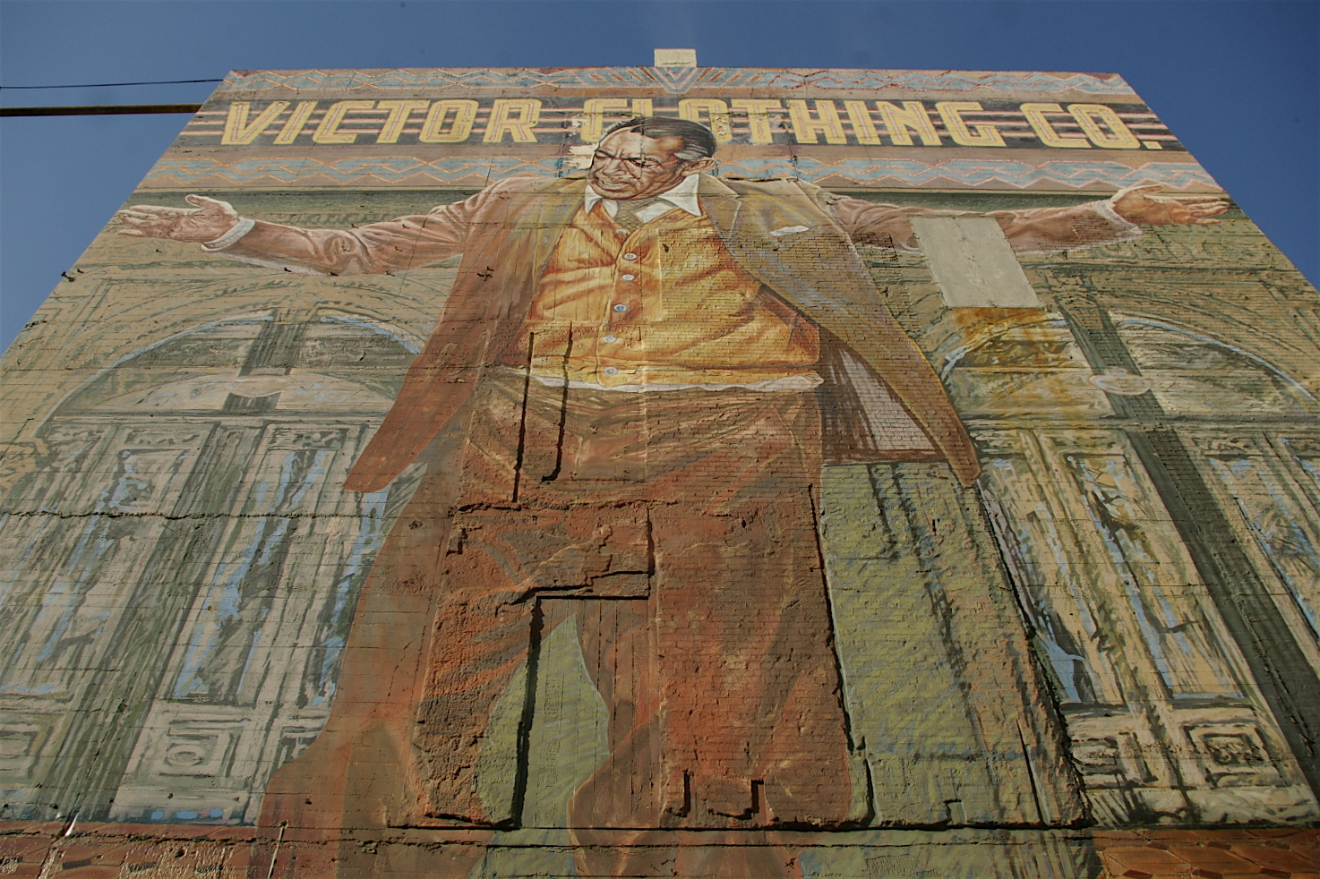 The ten most underrated los angeles art world stars huffpost for Anthony quinn mural
