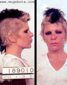 Wendy O Williams. Did life with a purpose!