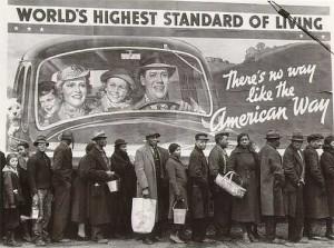 A Margaret Bourke-White Photo