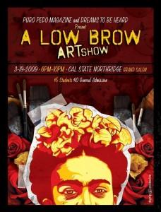 lowbrowartshow