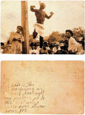 A Postcard in America