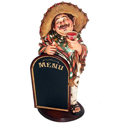 mexicanmenuwaiter3ft