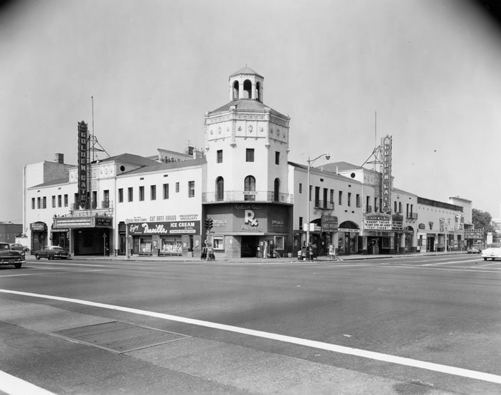 Save The Site of The Golden Gate Theater!   LA EASTSIDE
