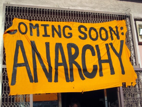 anarcoming