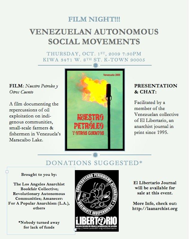 Venezuelan-Autonomous-Social-Movements-