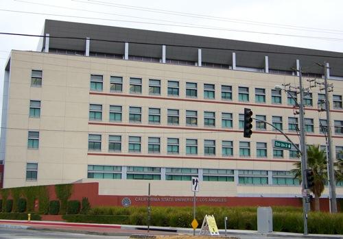 4 CSULA Buildings