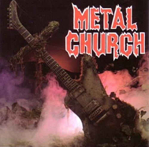 10 Metal Church