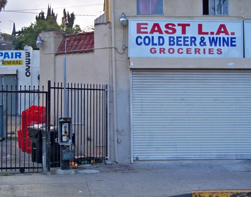 East Los